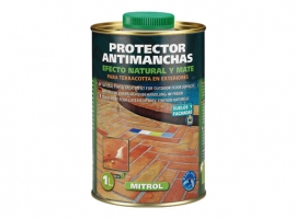 PROTECTOR ANTIMANCHAS CON ACABADO NATURAL